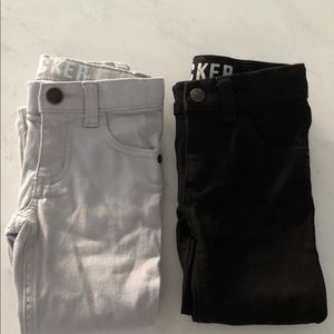 Boys Rocker jeans! Two pairs! NWT!